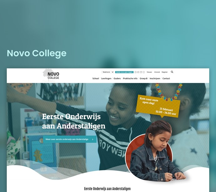 Novo College case nexwork
